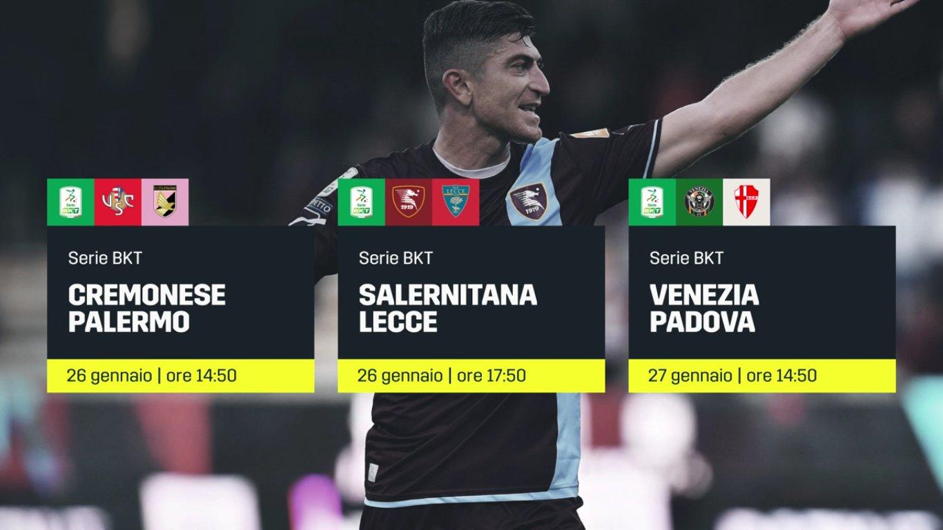 DAZN Serie B 21a Giornata - Diretta Esclusiva | Palinsesto e Telecronisti