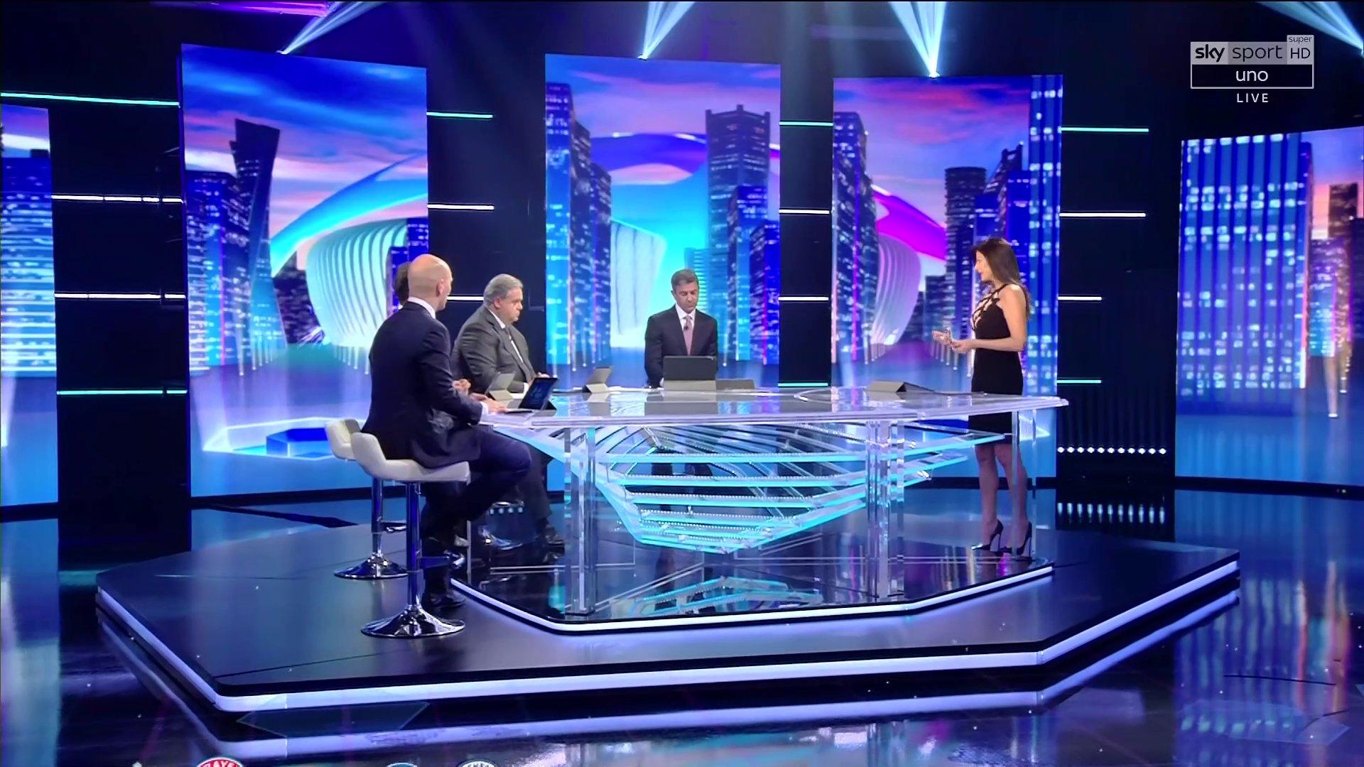 Sky Sport Champions Ottavi #2, Diretta Esclusiva | Palinsesto e Telecronisti