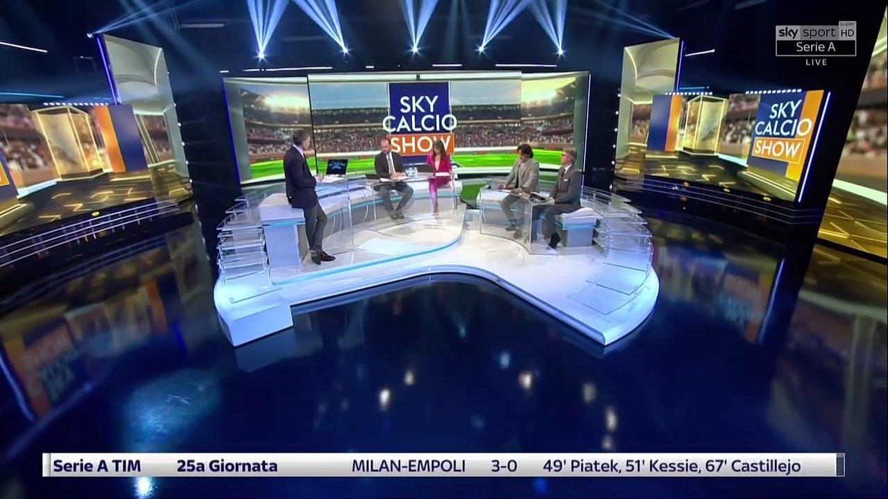 Sky Sport, Serie A 26a Giornata, Diretta Esclusiva | Palinsesto e Telecronisti