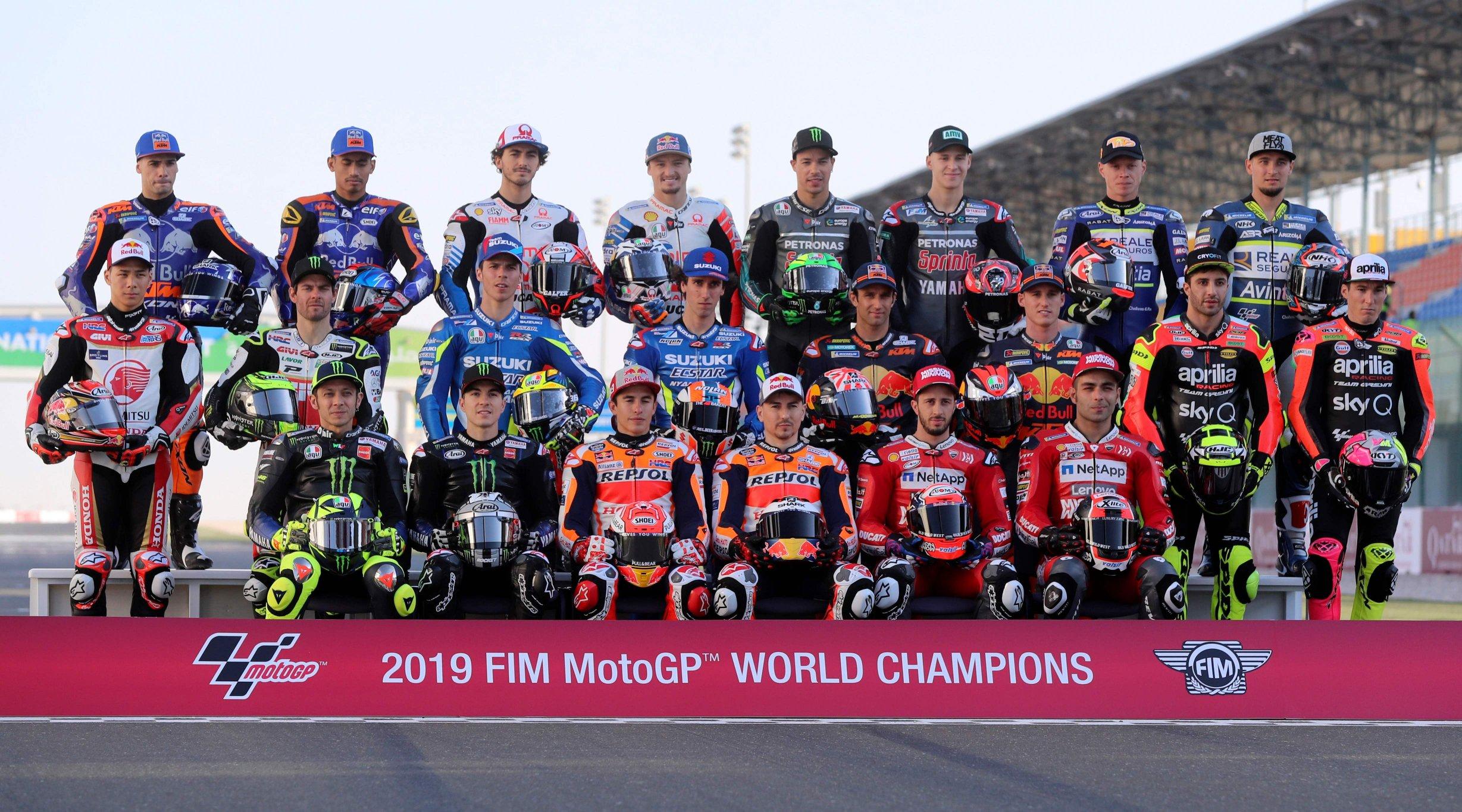 Sky Sport MotoGP, Diretta Esclusiva Gp Qatar (7 - 10 Marzo). In chiaro differita TV8