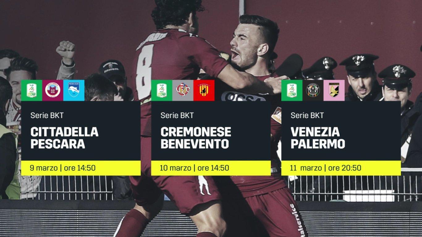 DAZN Serie B 28a Giornata - Diretta Esclusiva | Palinsesto e Telecronisti