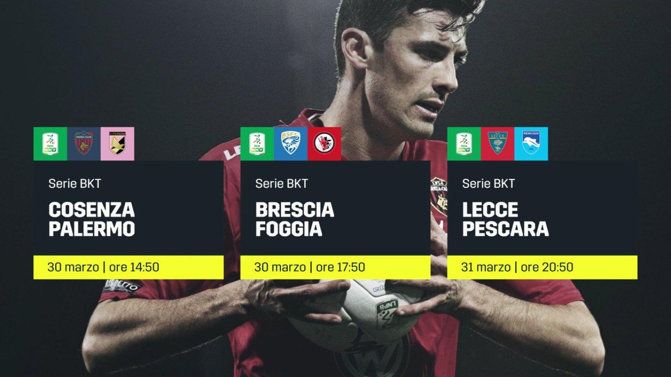 DAZN Serie B 30a Giornata - Diretta Esclusiva | Palinsesto e Telecronisti