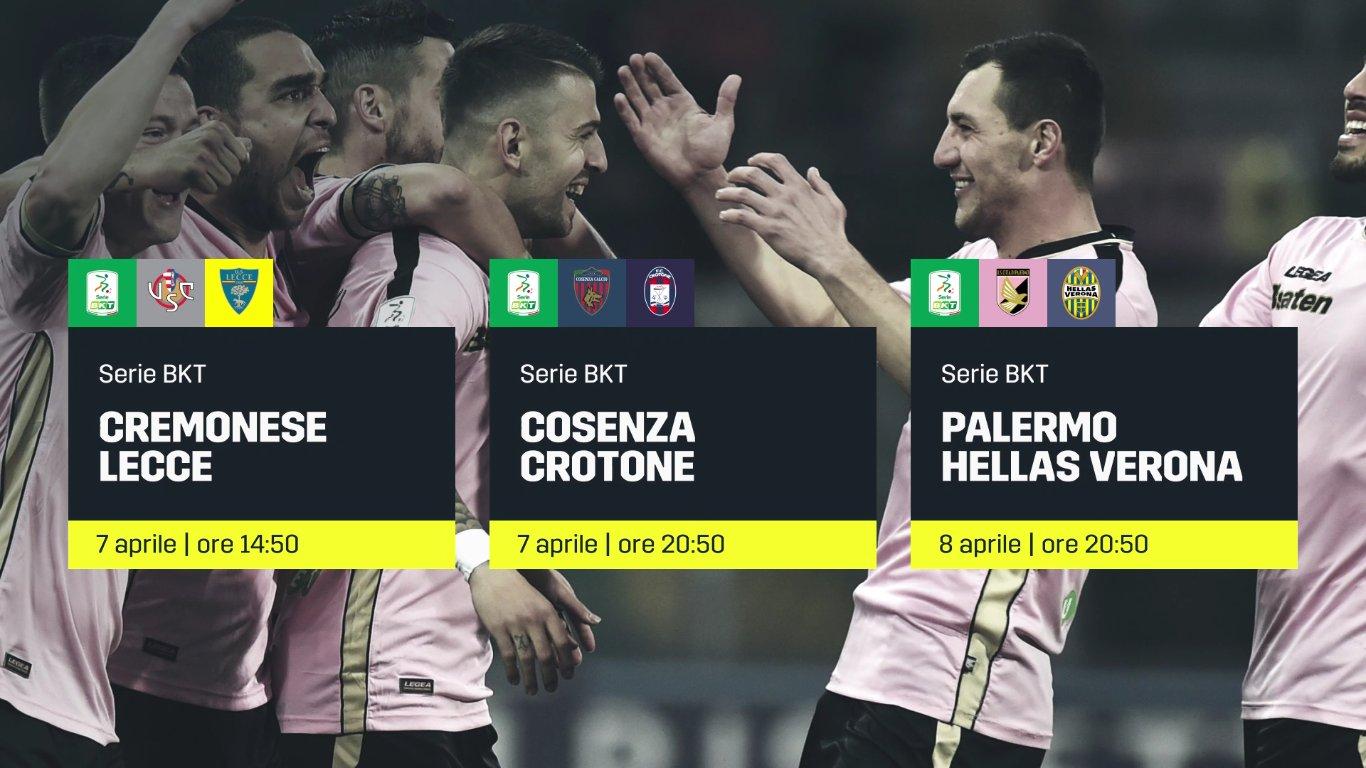 DAZN Serie B 32a Giornata - Diretta Esclusiva   Palinsesto e Telecronisti