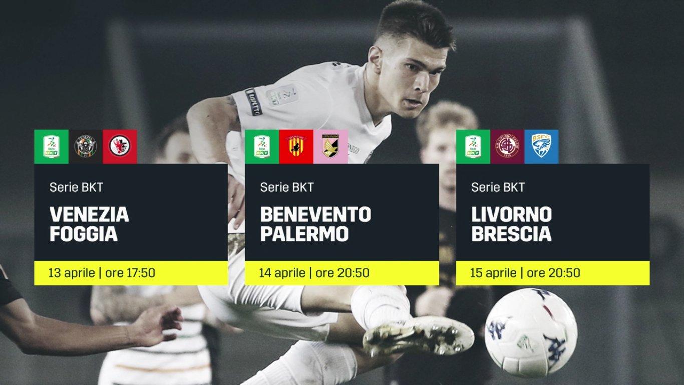 DAZN Serie B 33a Giornata - Diretta Esclusiva | Palinsesto e Telecronisti