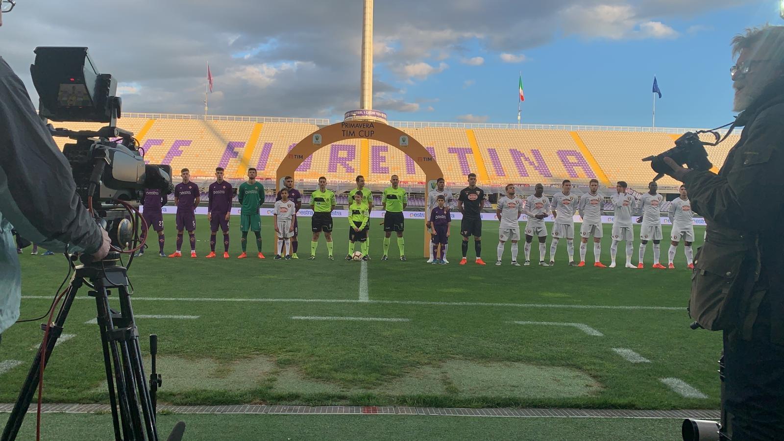 Sportitalia, Palinsesto Calcio 12 - 13 - 14 Aprile (Primavera e Serie C)