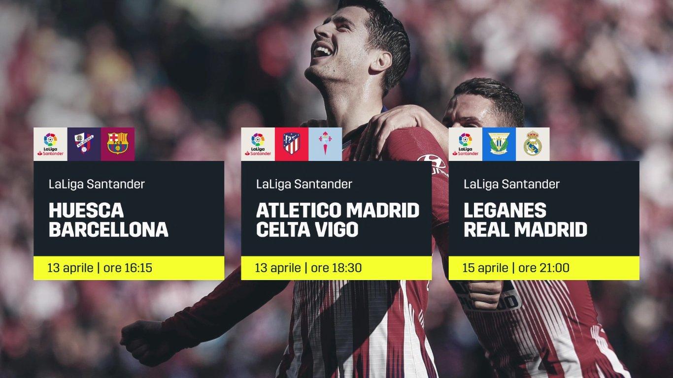 Calcio Estero DAZN - Programma e Telecronisti dal 12 al 15 Aprile