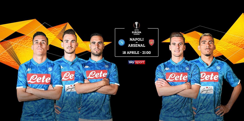 Sky Sport Europa League Quarti Ritorno - Diretta Esclusiva | Palinsesto e Telecronisti