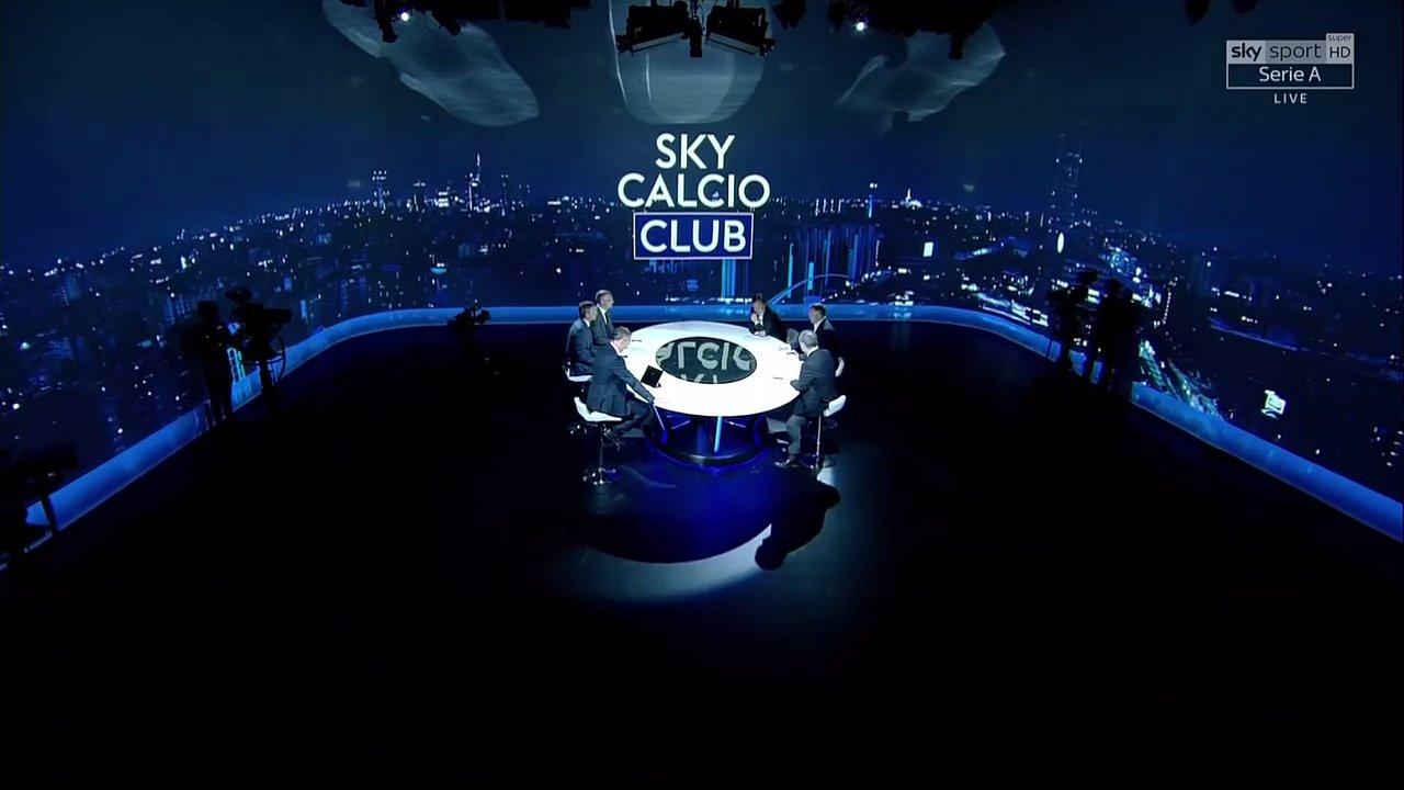 Sky Sport Serie A 33a Giornata - Diretta Esclusiva | Palinsesto e Telecronisti