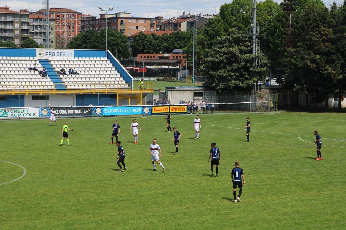 Sportitalia, Palinsesto Calcio dal 3 al 6 Maggio (Primavera e Serie C)