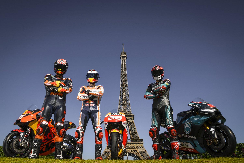 Sky Sport MotoGP, Diretta Esclusiva Gp Francia (16 - 19 Maggio). In chiaro differita TV8