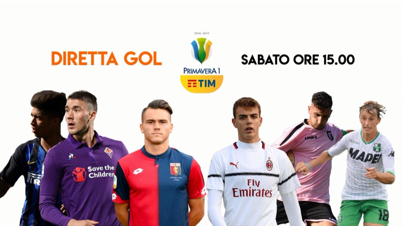 Sportitalia, Palinsesto Calcio 25 e 26 Maggio (#SIPrimavera e #SISerieC)