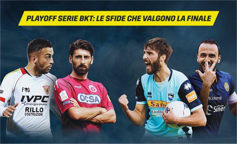 DAZN Serie B Semifinali Ritorno - Diretta Esclusiva | Palinsesto e Telecronisti