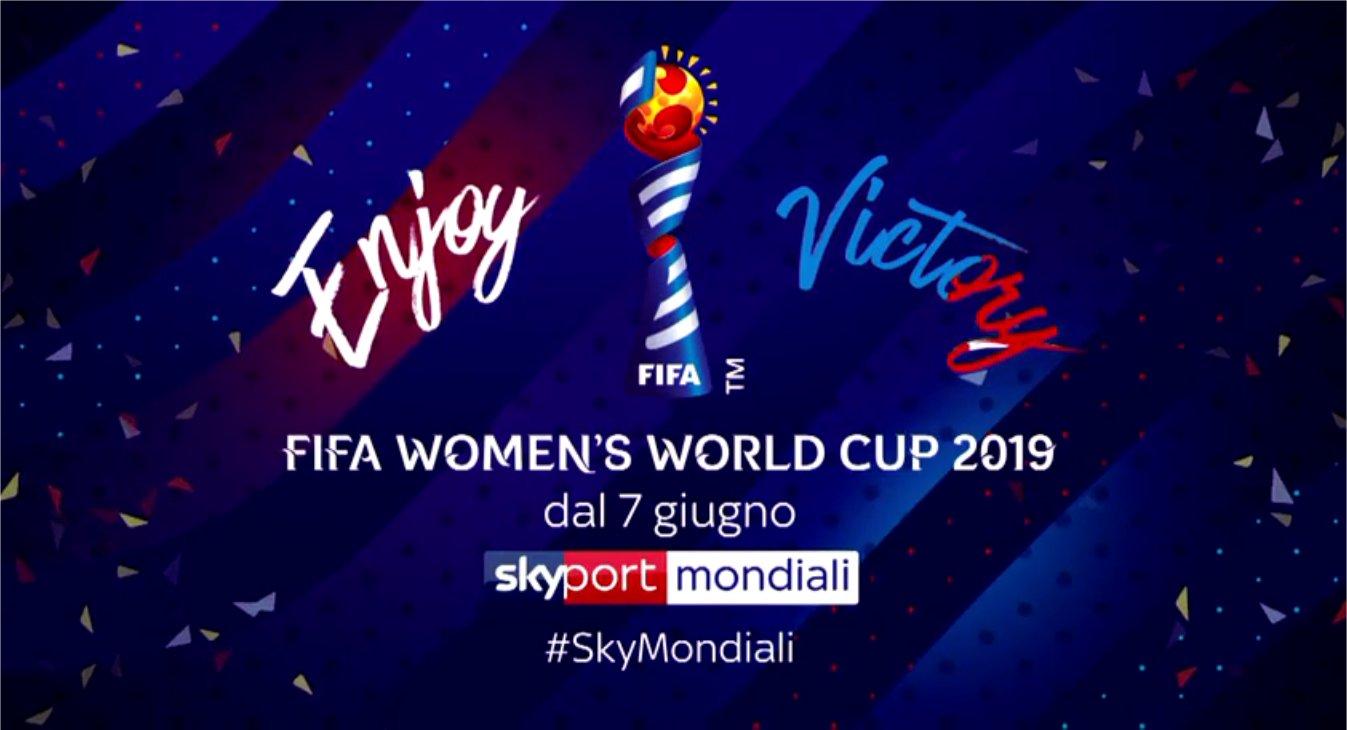 Sky Sport Mondiale Femminile (diretta) 1a Giornata | Palinsesto e Telecronisti