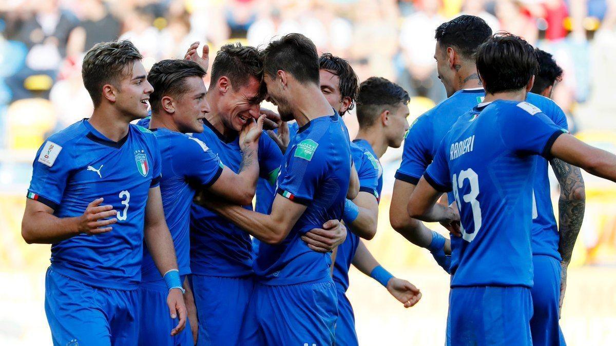 Sky Sport Mondiale Under 20 (diretta) Semifinali - Palinsesto e Telecronisti
