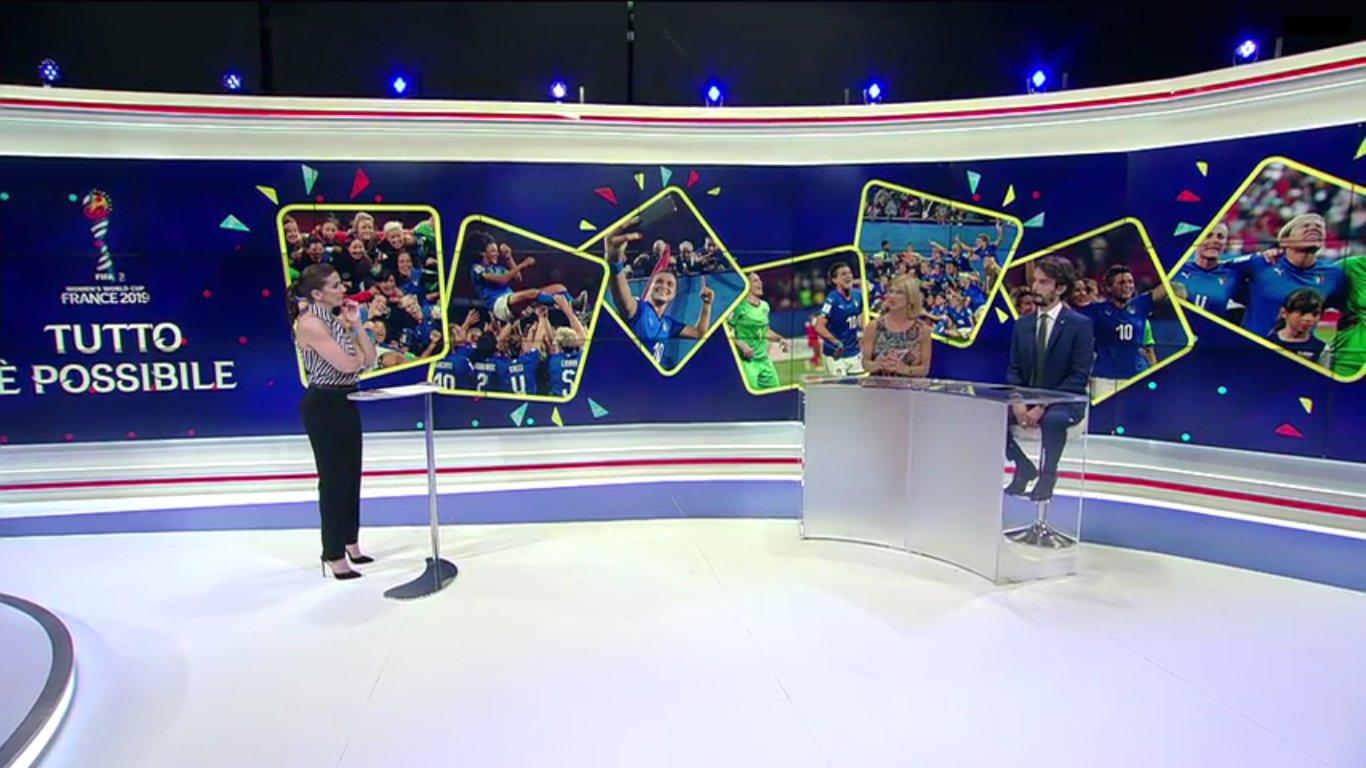 Sky Sport, Mondiale Femminile (diretta) Finali   Palinsesto e Telecronisti