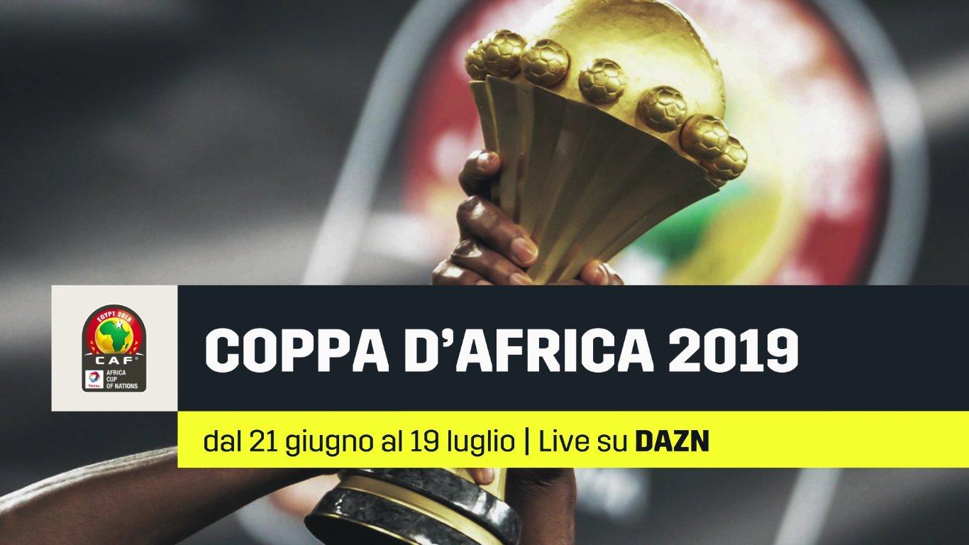 DAZN, Coppa Africa Quarti, Diretta Esclusiva, Palinsesto e Telecronisti