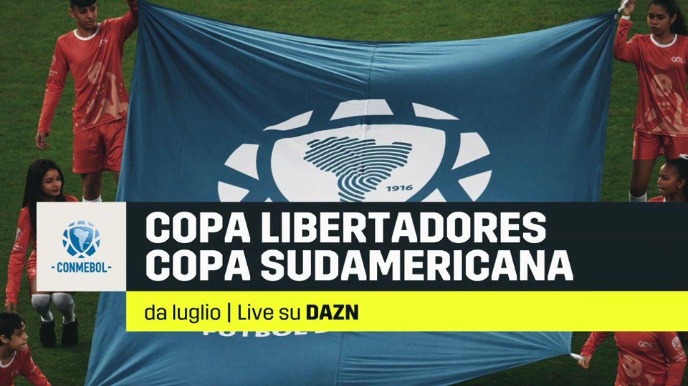 DAZN, Coppa Libertadores Ottavi Andata, Diretta Esclusiva, Palinsesto e Telecronisti