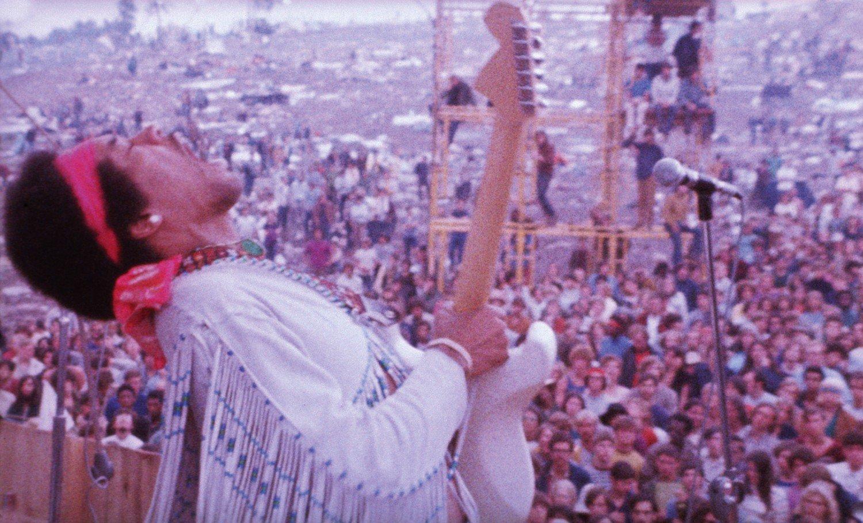 50 anni di Woodstock |  Sky Arte celebra la storia del rock