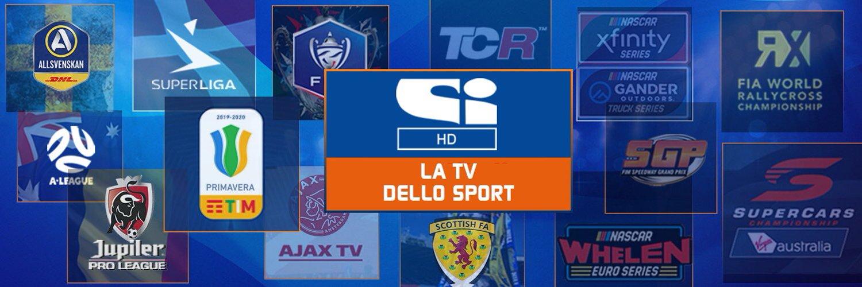Sportitalia, Palinsesto Calcio dal 13 al 16 Settembre
