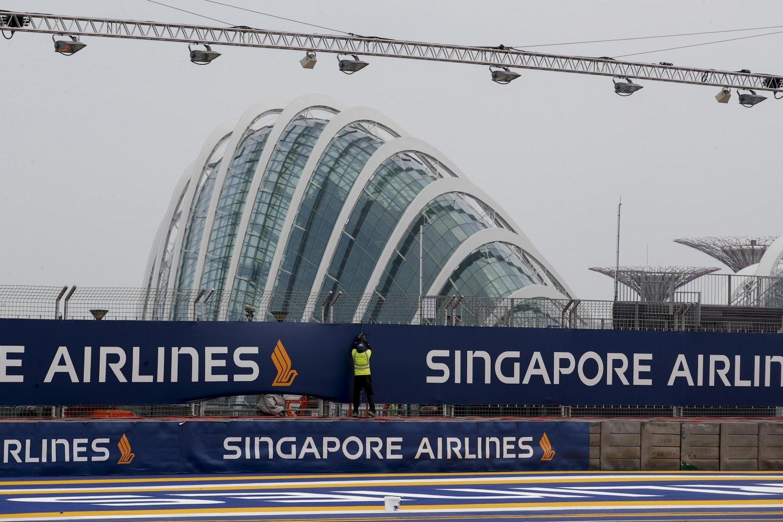 Sky Sport F1, Diretta Esclusiva Gp Singapore (19 - 22 Settembre). In chiaro differita TV8