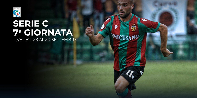 Serie C TV, 7a Giornata  - Programma e Telecronisti Eleven Sports