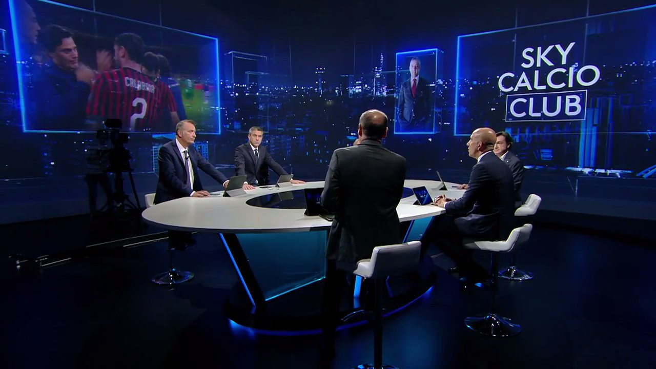 Sky Sport Serie A 7a Giornata Diretta Esclusiva Palinsesto E Telecronisti Inter Juventus 4k Digital News