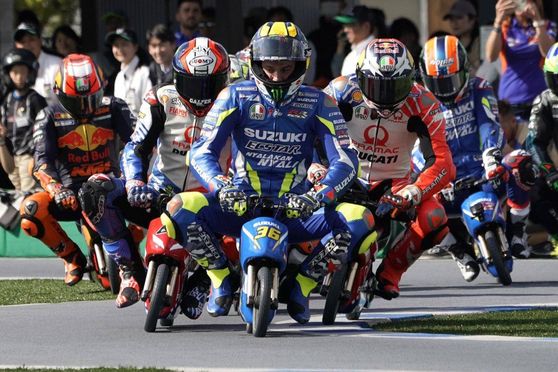 Sky Sport MotoGP, Diretta Esclusiva Gp Giappone (17 - 20 Ottobre). In chiaro differita TV8