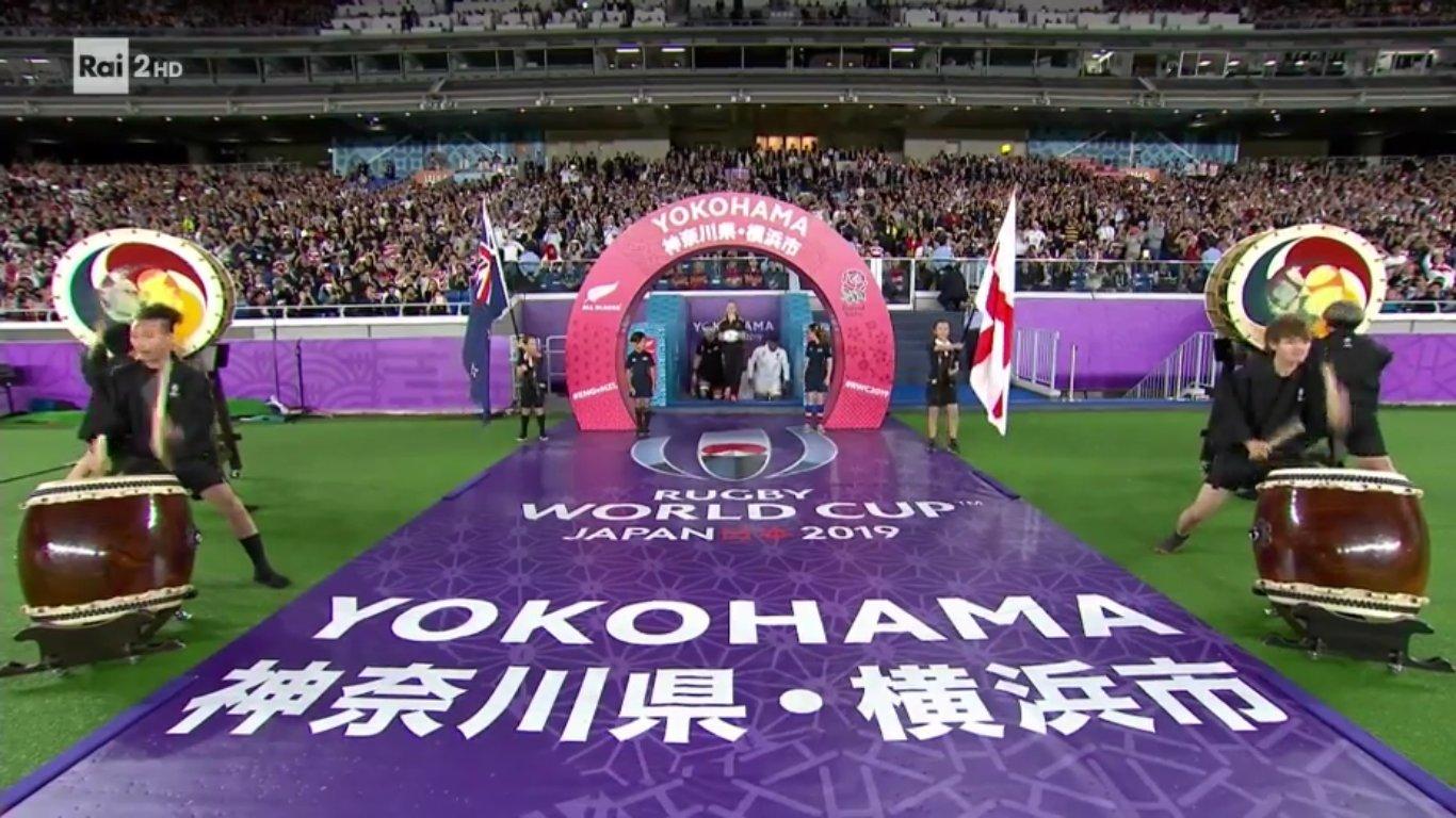 Sabato Rai Sport, Palinsesto 2 Novembre 2019   Finale Rugby World Cup e SuperCoppa Volley
