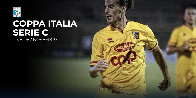 Serie C TV, 16esimi Coppa Italia - Programma e Telecronisti Eleven Sports