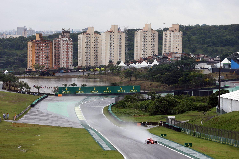 Sky Sport F1, Diretta Esclusiva Gp Brasile (14 - 17 Novembre). In chiaro differita TV8