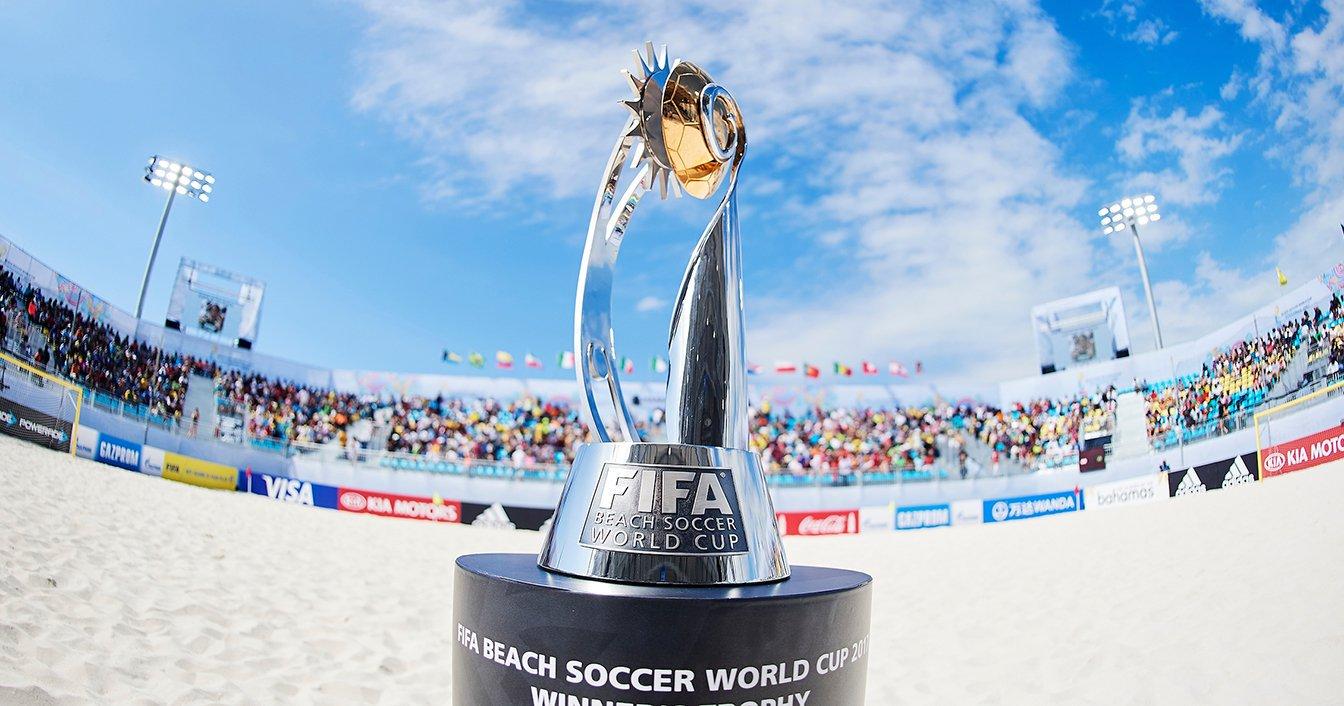 Sky Sport Mondiale Beach Soccer (diretta) 1a Giornata - Palinsesto e Telecronisti