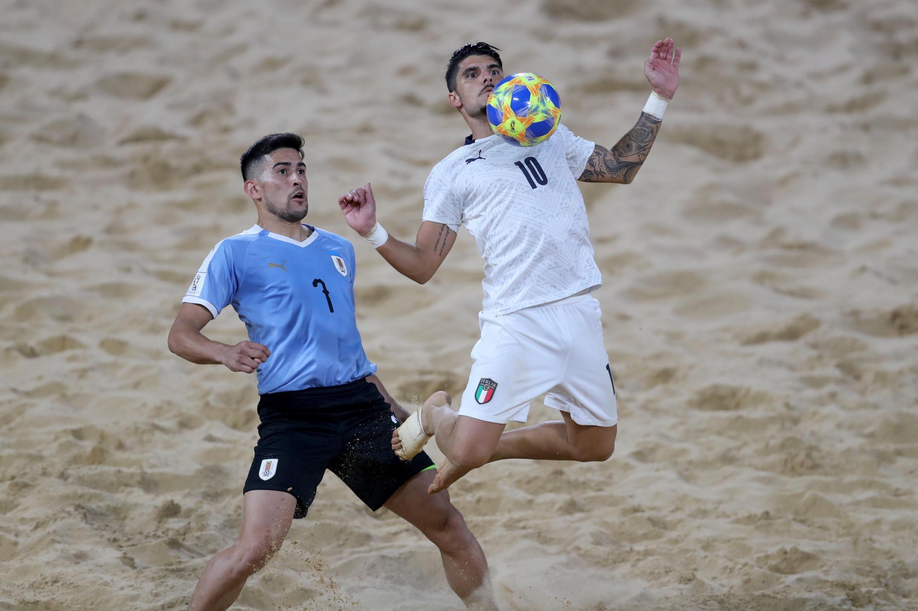 Sky Sport Mondiale Beach Soccer (diretta) 3a Giornata - Palinsesto e Telecronisti