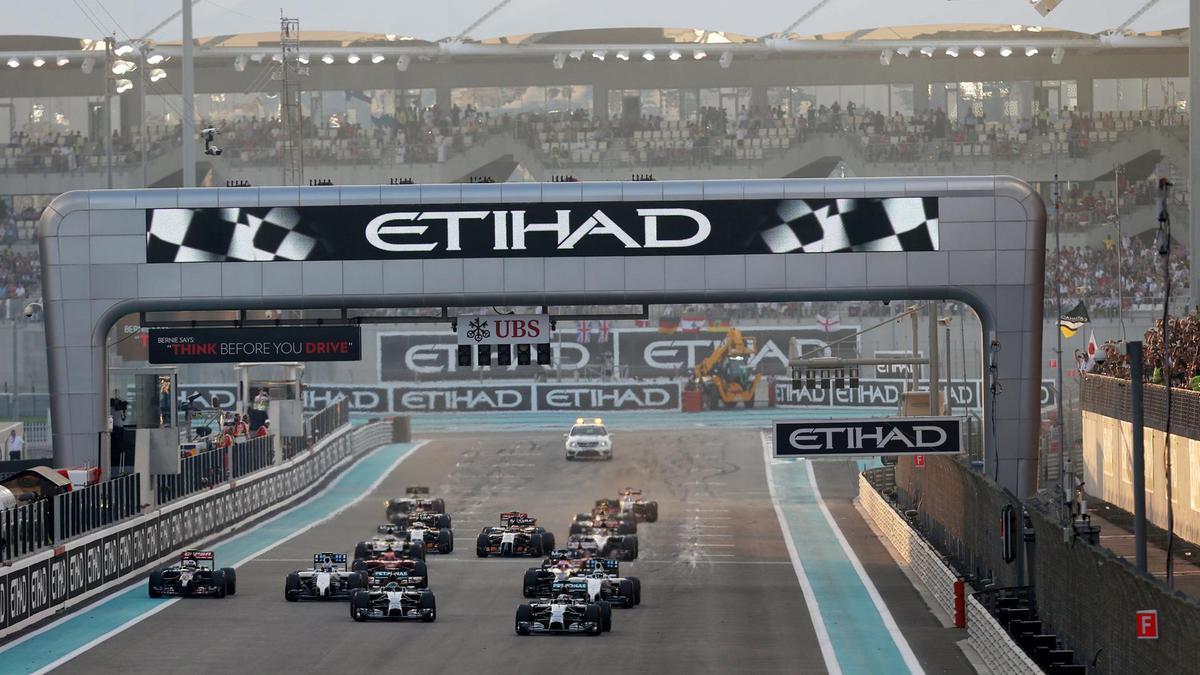 Sky Sport F1, Diretta GP Abu Dhabi (28 Novembre - 1 Dicembre). LIVE su TV8