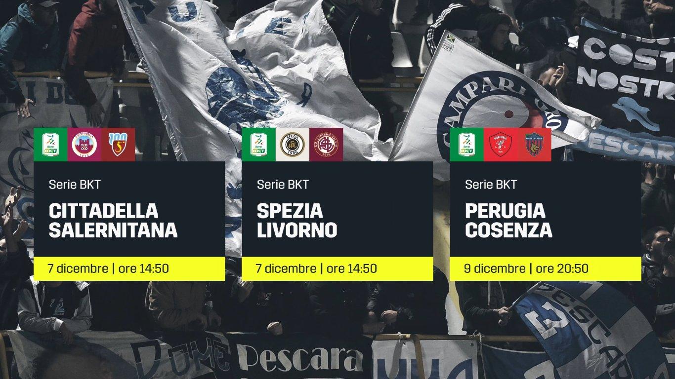 DAZN Serie B 15a Giornata - Diretta Esclusiva | Palinsesto e Telecronisti