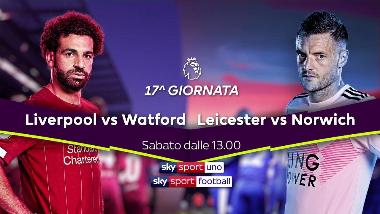 Calcio Estero Sky Sport - Programma e Telecronisti 13 - 16 Dicembre