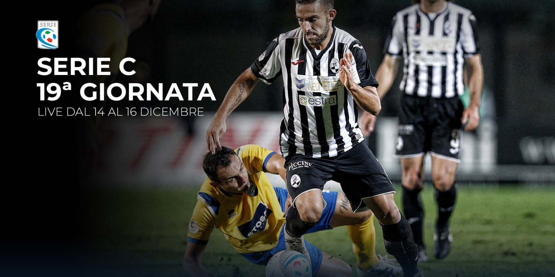 Serie C TV, 19a Giornata - Programma e Telecronisti Eleven Sports