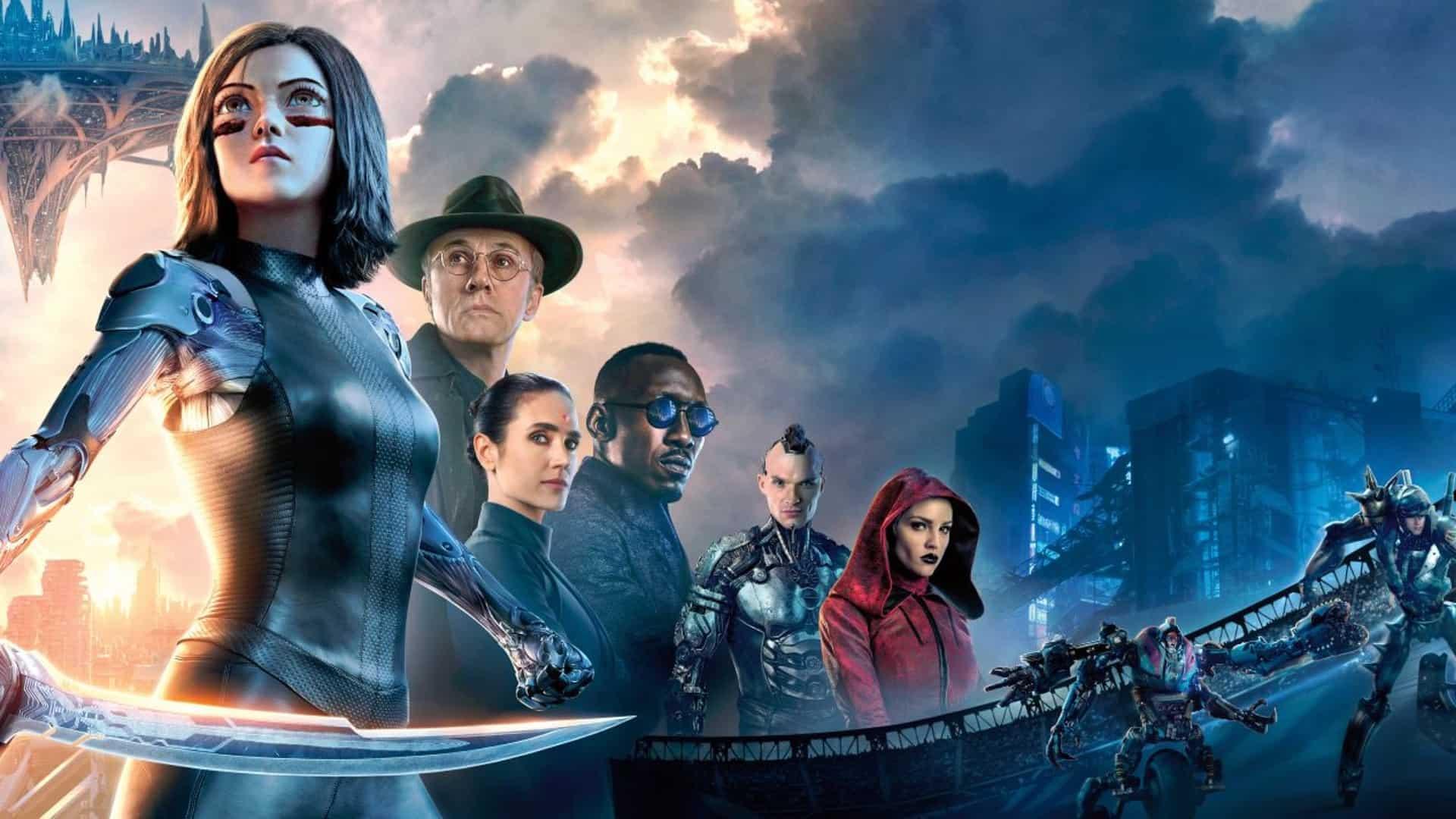 Lunedi 1 Giugno 2020 Sky Cinema HD, Alita - Angelo della battaglia