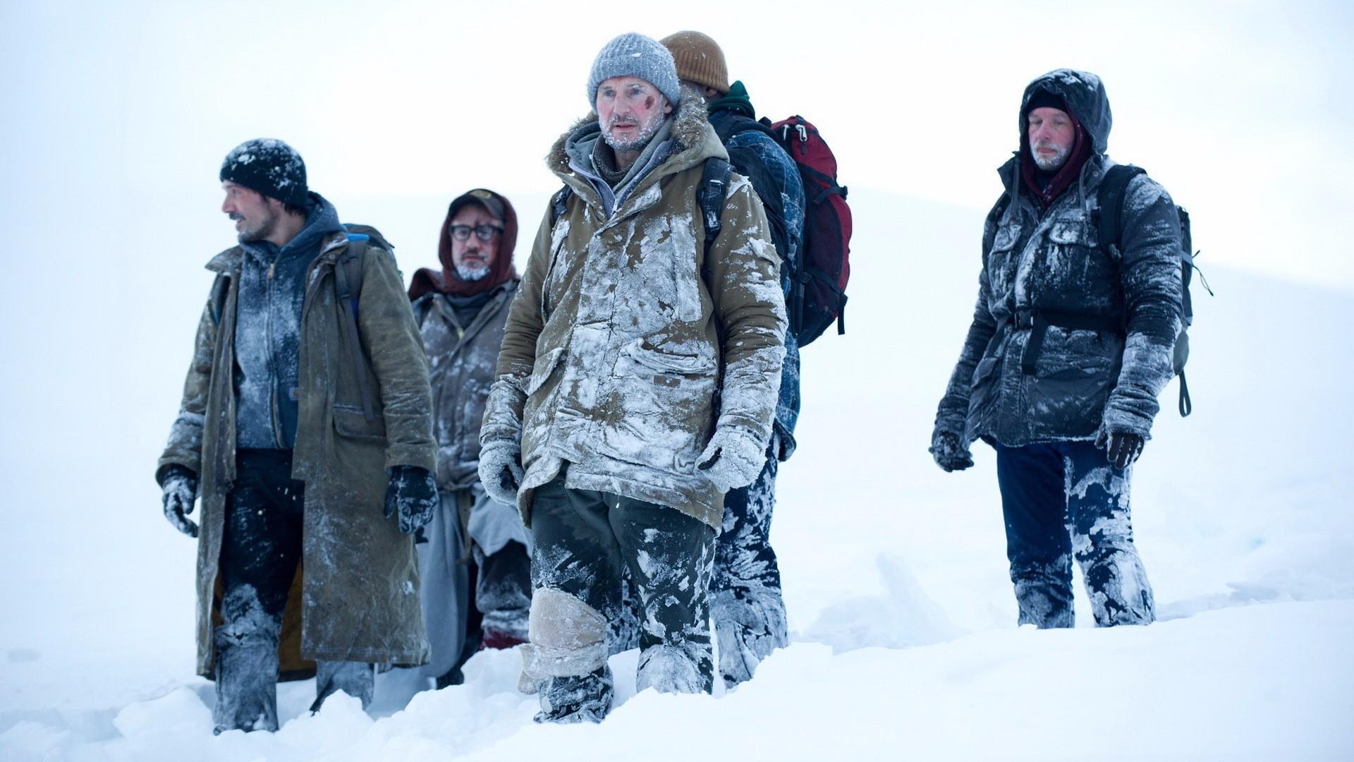 Martedi 1 Dicembre 2020 Sky e Premium Cinema, The Grey