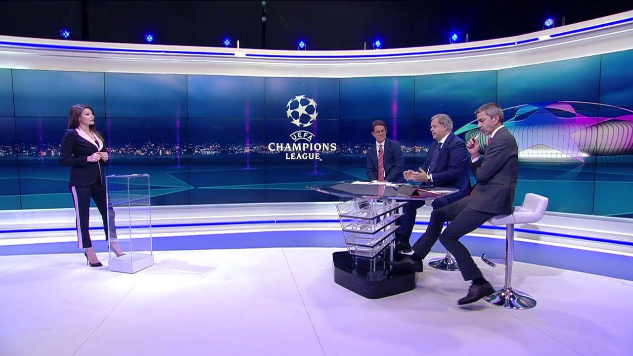 Sky Sport, Diretta Champions Ottavi Andata #2 NAPOLI-Barcellona e Lione-JUVENTUS