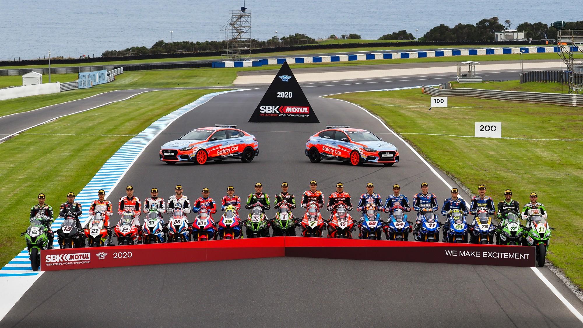 Sky Sport MotoGP e TV8, Diretta SuperBike Round Australia (29 Febbraio e 1 Marzo)