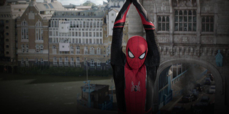 Mercoledi 17 Giugno 2020 Sky Cinema HD, Spider-Man: Far From Home