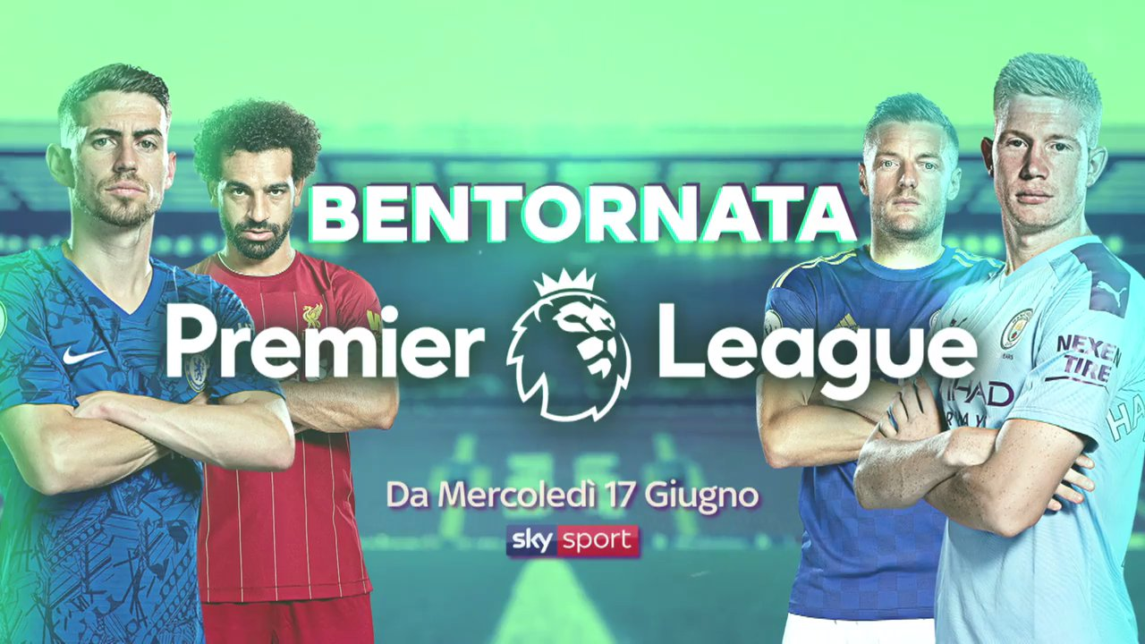 Calcio Estero Sky Sport, Premier League | Bentornata! (Man City-Arsenal 4K)