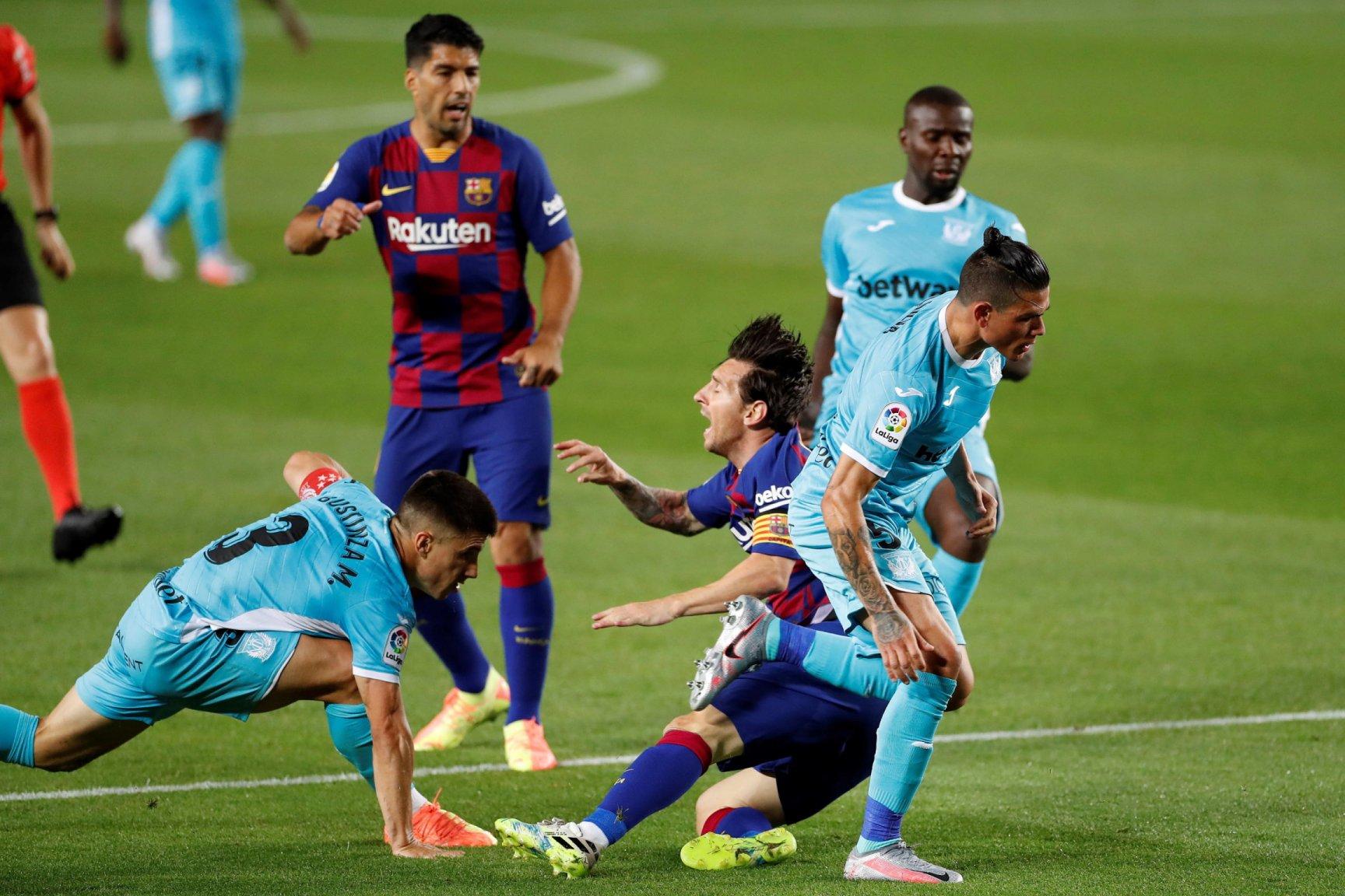 Calcio Estero DAZN, Programma e Telecronisti Liga 30a Giornata