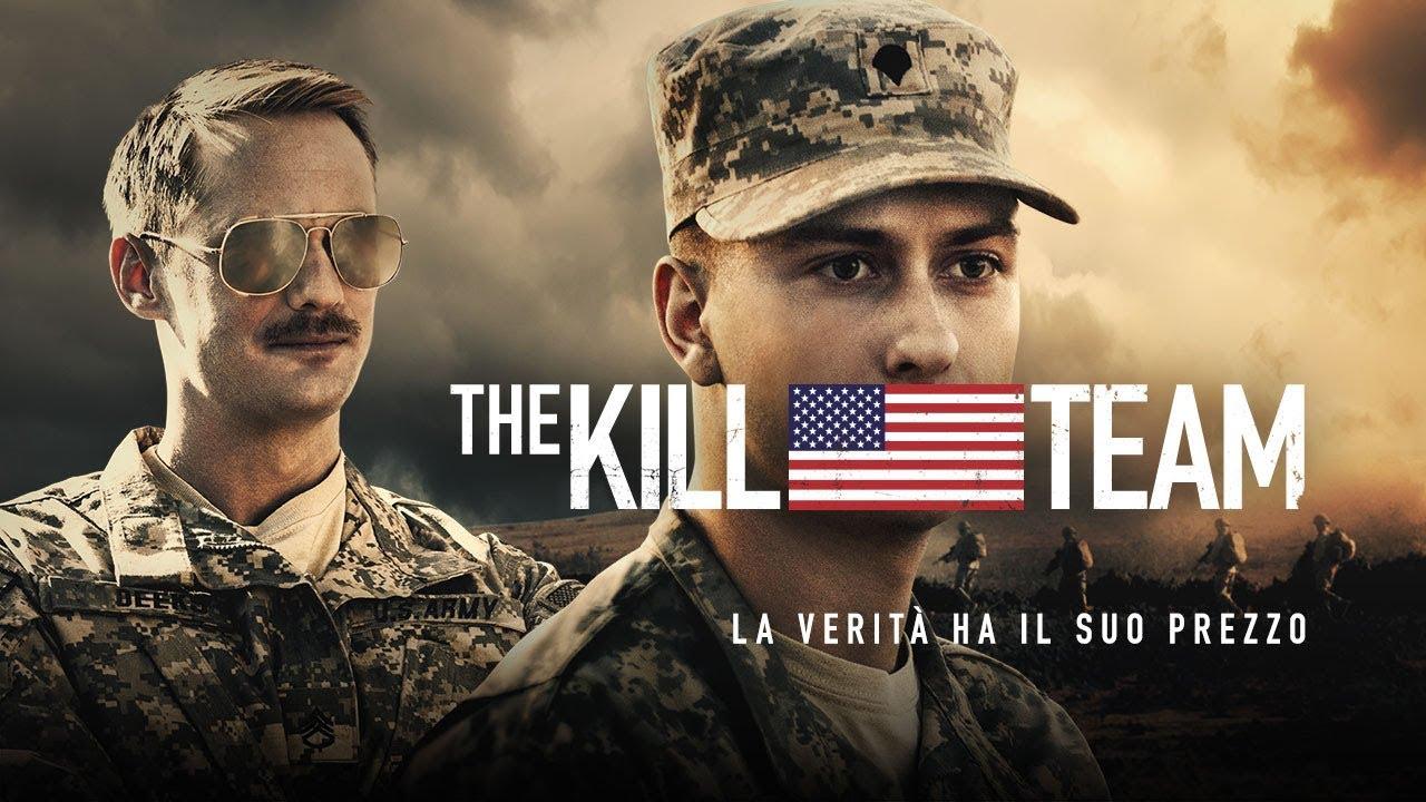 Venerdi 3 Luglio 2020 Sky Cinema HD, The Kill Team