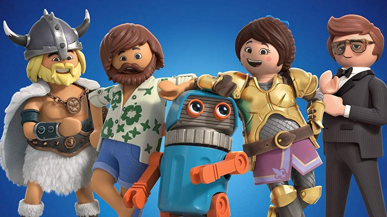 Domenica 5 Luglio 2020 Sky Cinema HD, Playmobil: The Movie