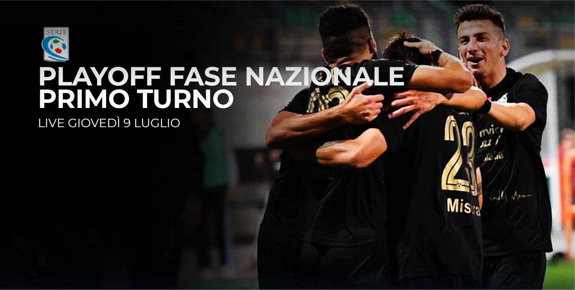 Serie C TV, Playoff Primo Turno Nazionale - Programma e Telecronisti Eleven Sports