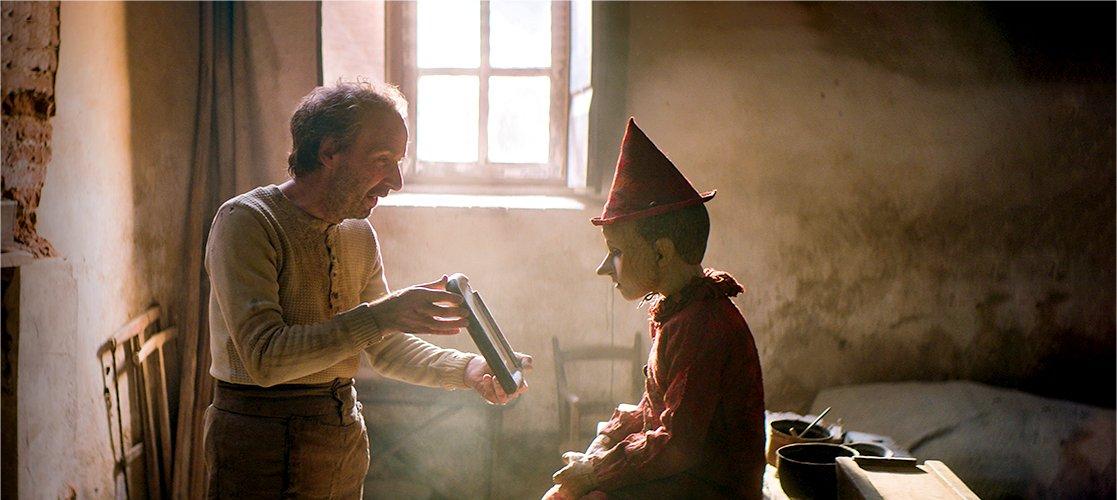 Lunedi 13 Luglio sui canali Sky Cinema HD, Pinocchio