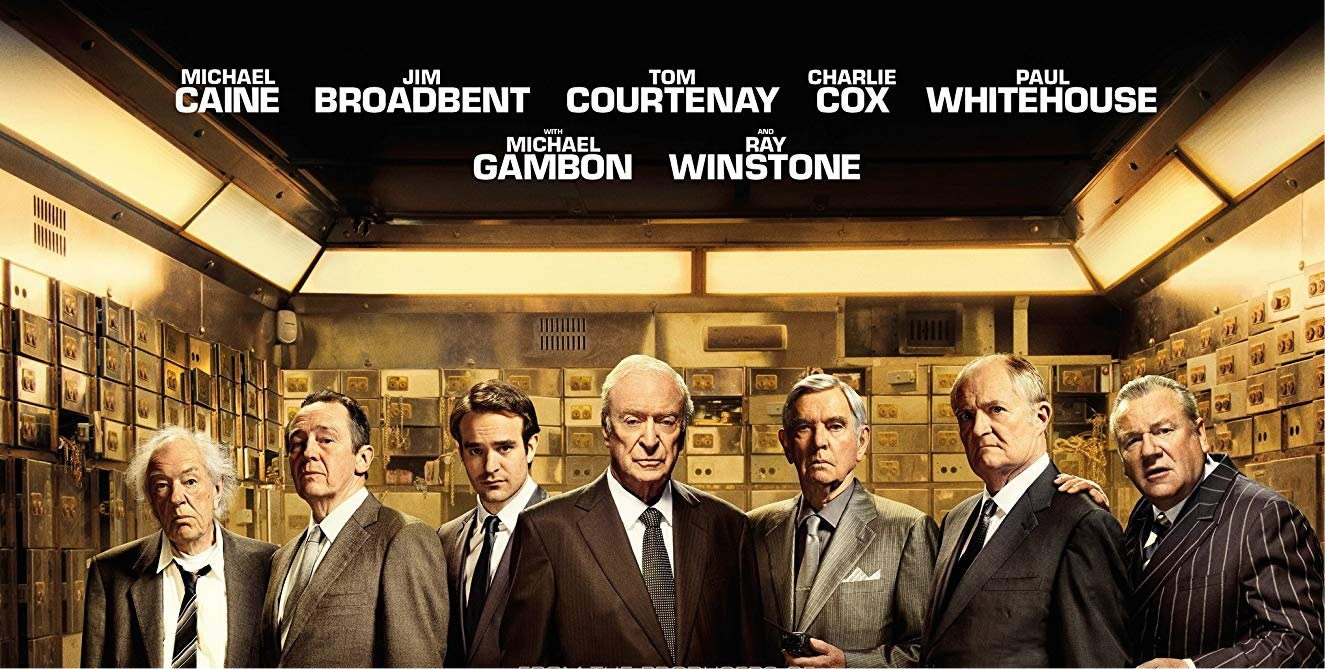 Venerdi 17 Luglio 2020 Sky Cinema HD, King Of Thieves