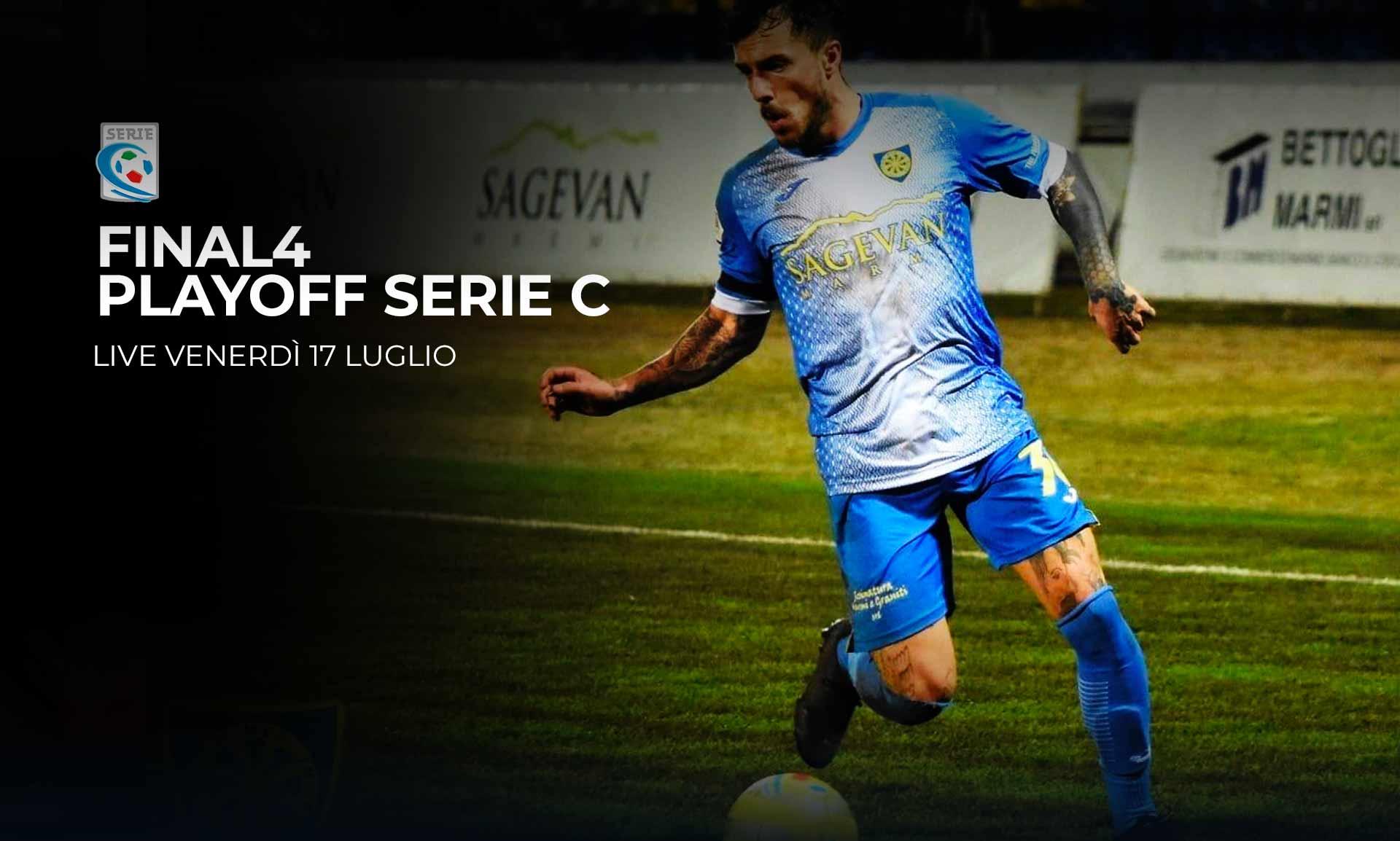 Serie C TV, Final 4 Semifinale - Programma e Telecronisti Eleven Sports