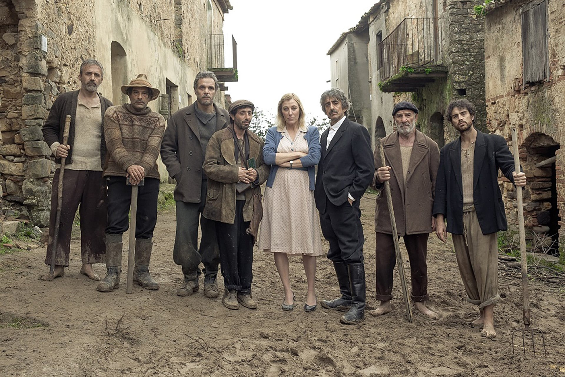 Sabato 18 Luglio 2020 Sky Cinema HD, Aspromonte - La terra degli ultimi